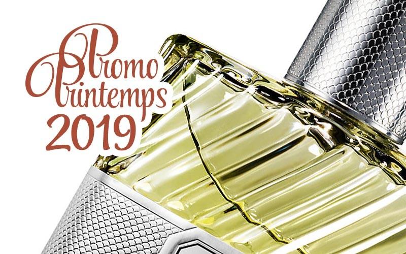 Parfums Printemps 2019