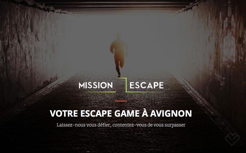 Mission Escape Avignon