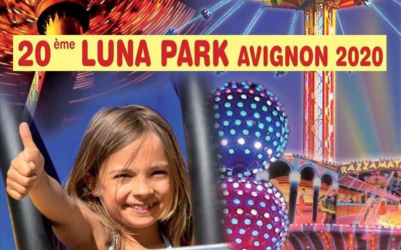 Luna Park Avignon 2020