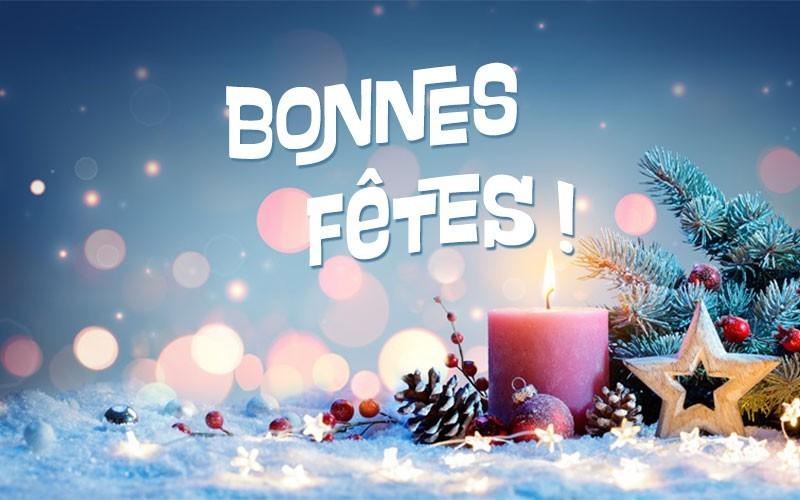 Bonnes fêtes de fin d'année
