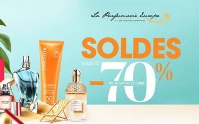 Promotions Parfums été 2021